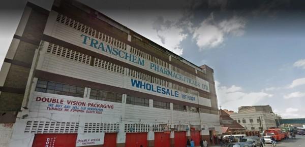 Transchem Pharmaceuticals Ltd (Nairobi, Kenya) - Phone, Address