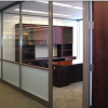 product - Office Partition with half privacy