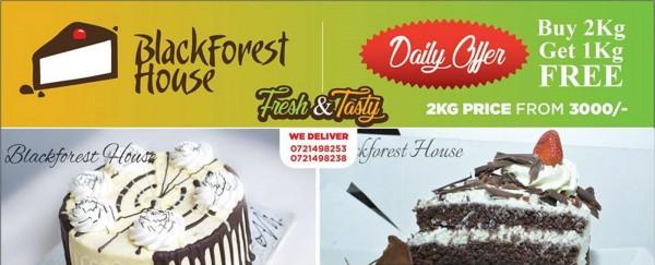 Black Forest House Greenspan Malldonholm Nairobi Kenya