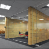 product - Frameless glass partitions